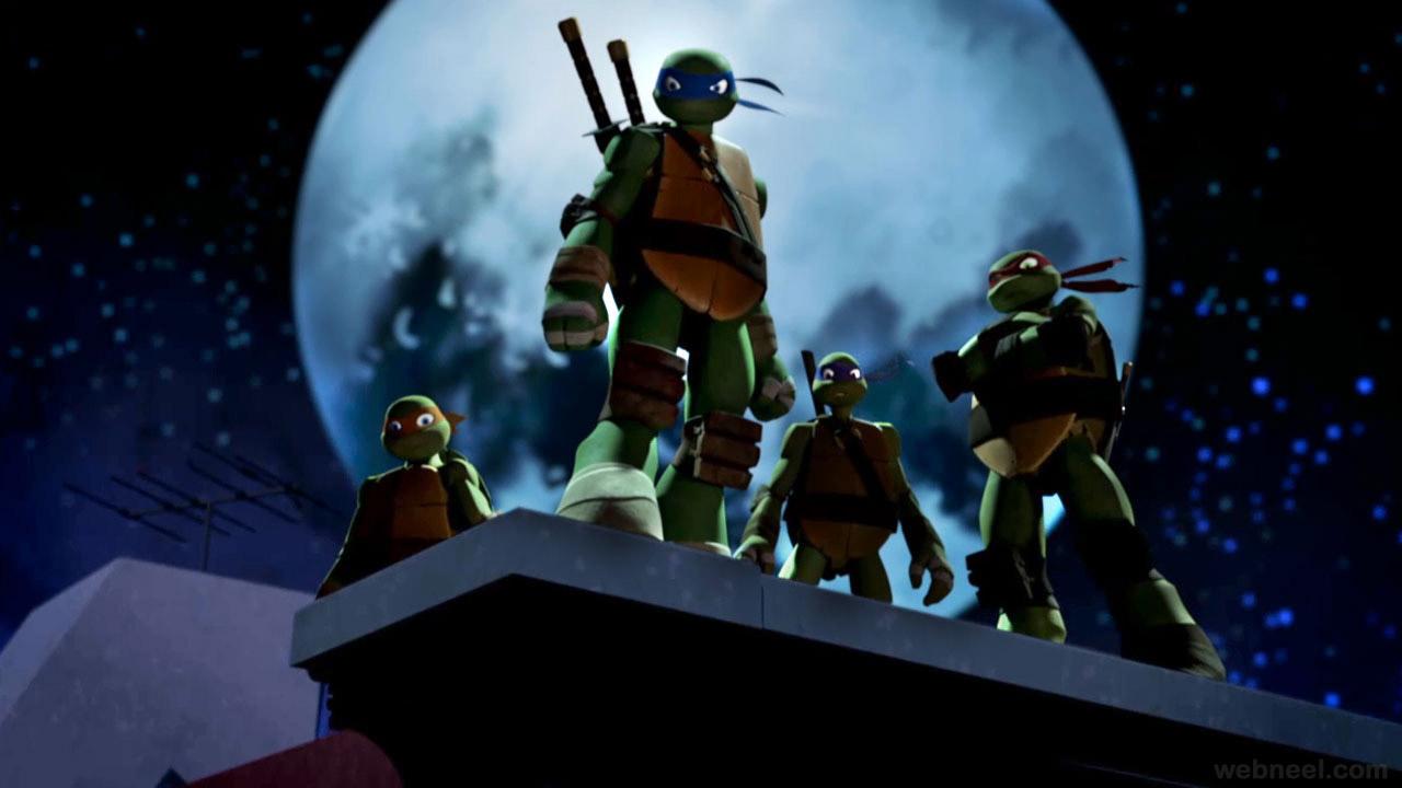 ninja turtle wallpapers