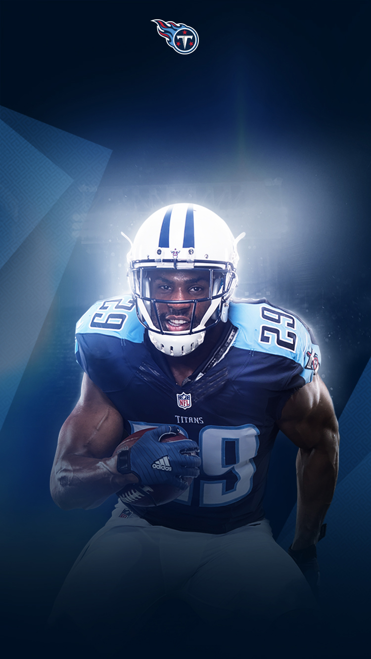 Tennessee Titans Downloadable Desktop Wallpaper 750x1333