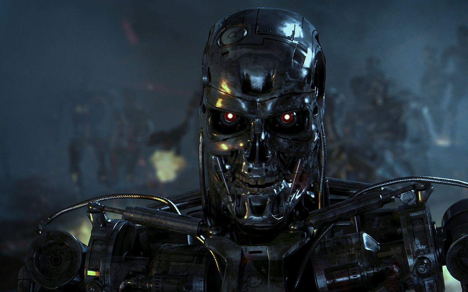 Terminator Wallpapers Free by