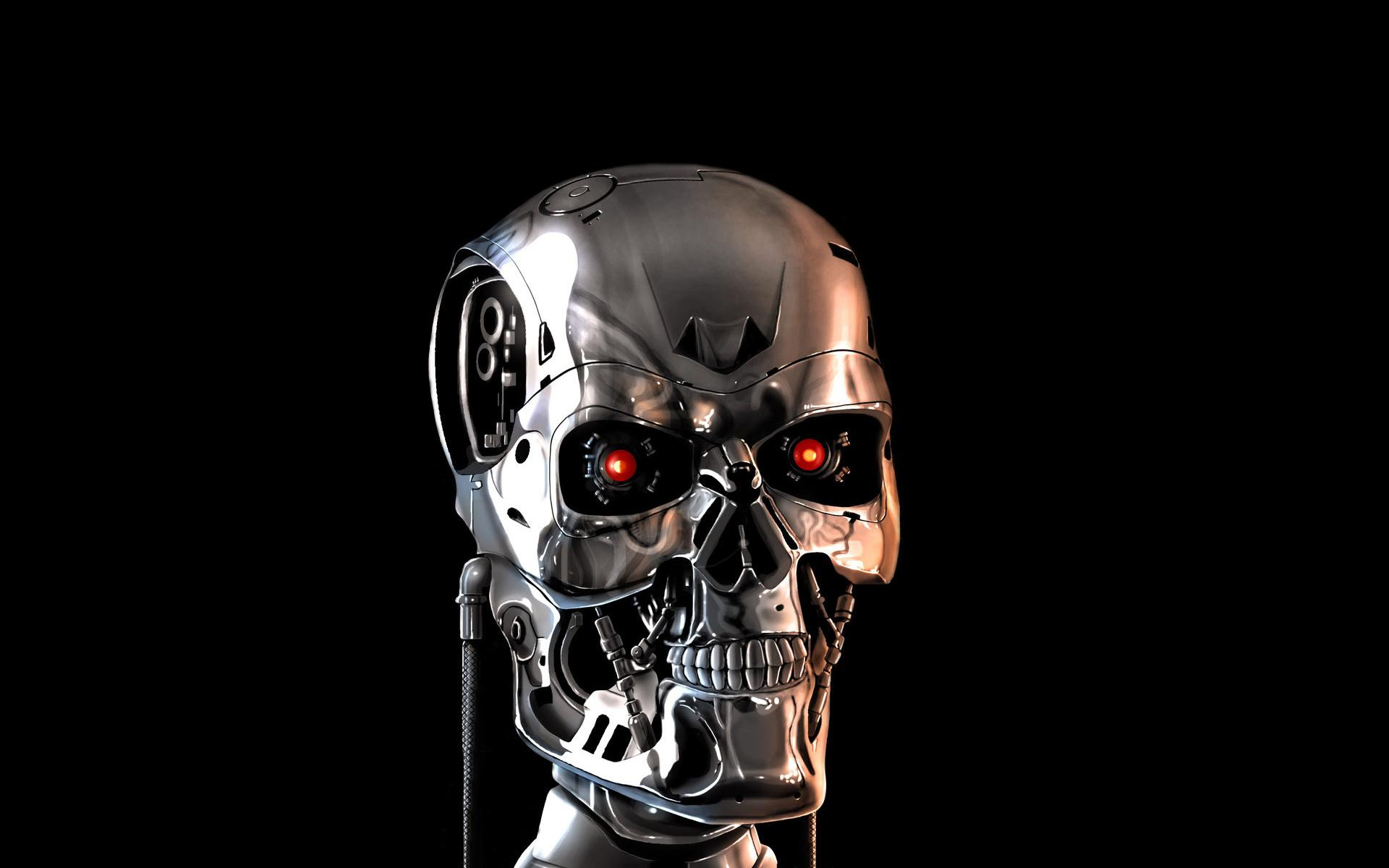 Terminator Iphone Wallpaper Black And White Arnold