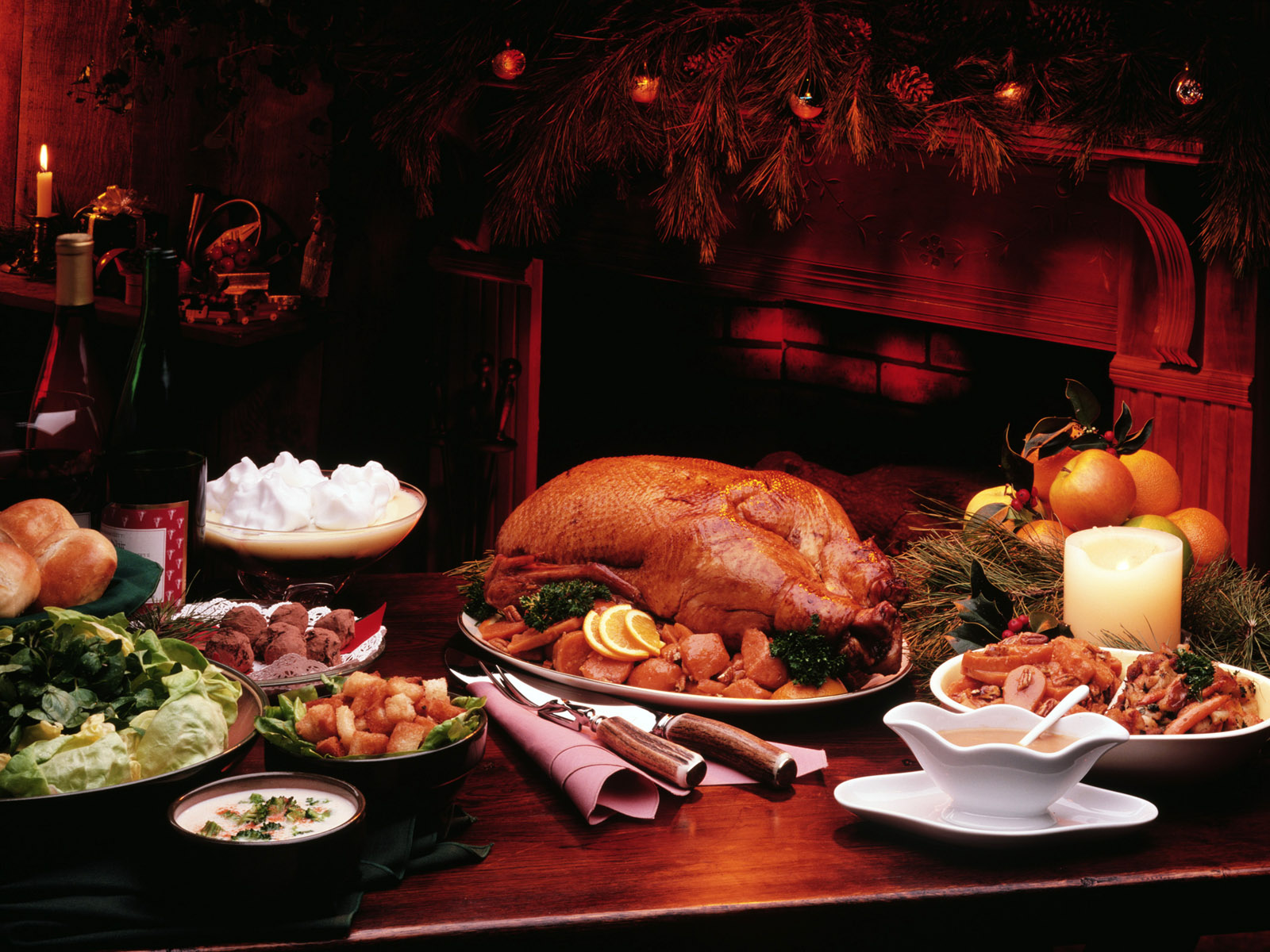 thanksgiving food pictures - HD1600×1200