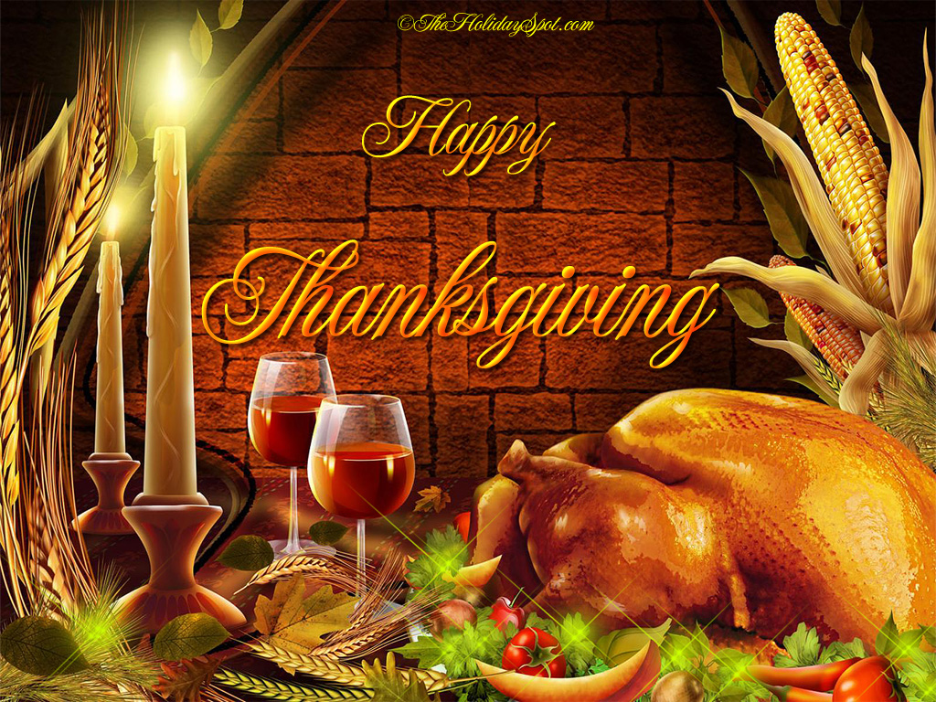 Free Thanksgiving Computer Wallpaper Backgrounds 1024x768