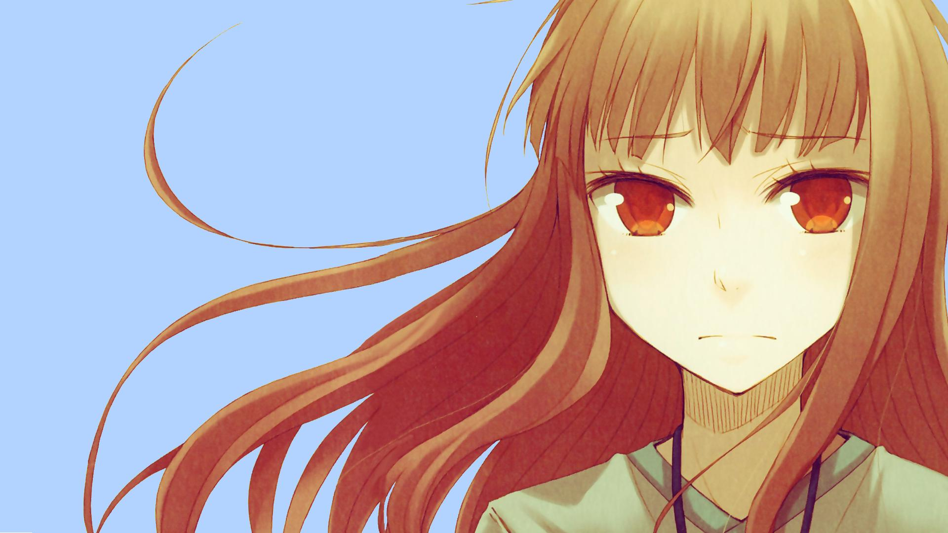 Spice And Wolf Holo The Wise Wolf Wallpaper X