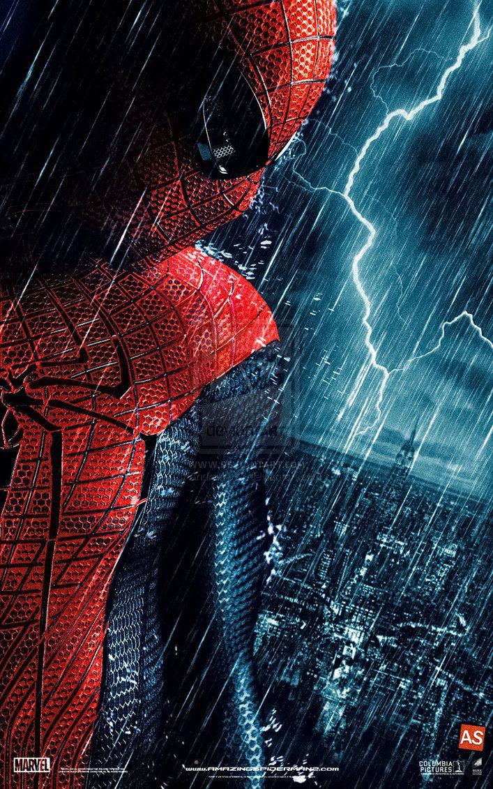 The Amazing Spider Man Wallpaper Hd 707x1131