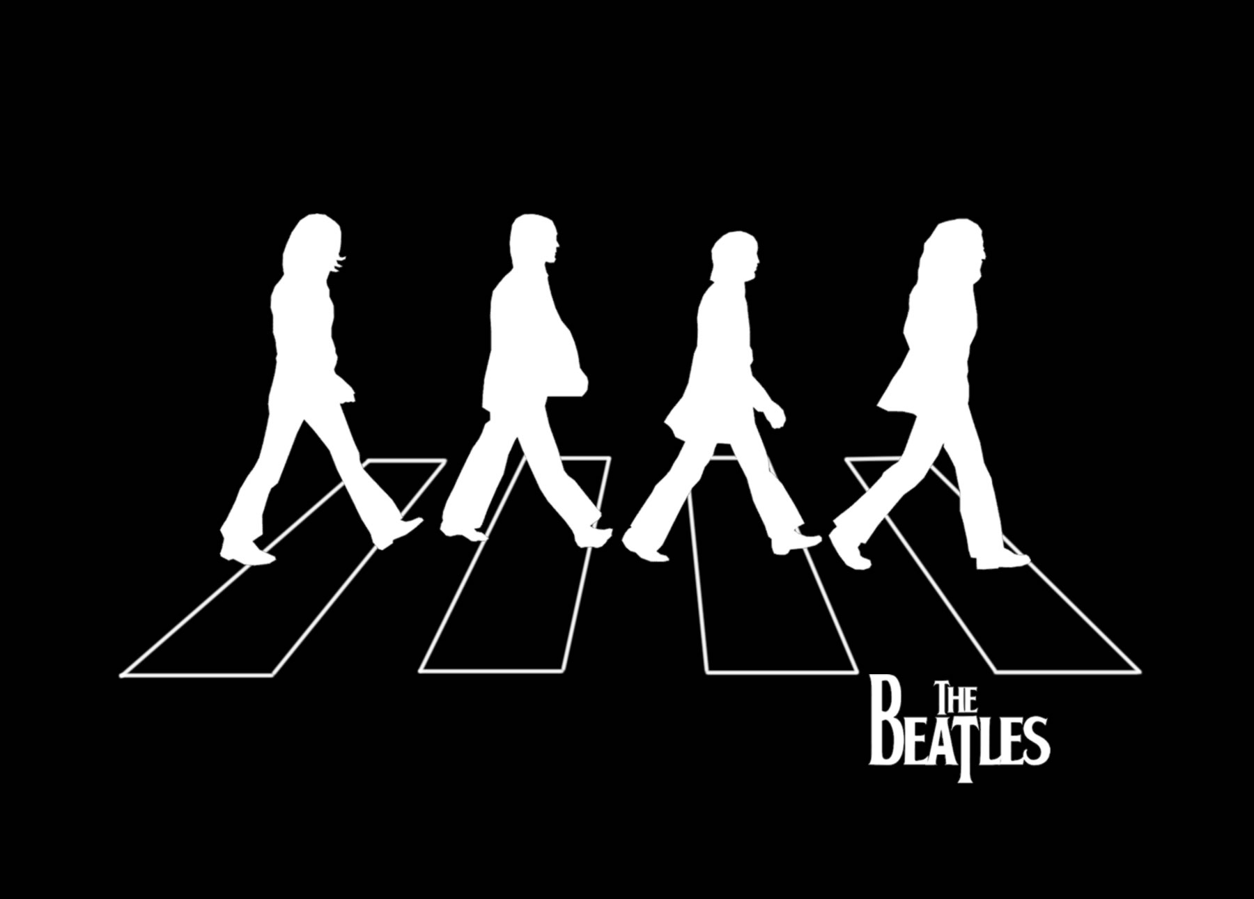 The Beatles Wallpapers  Wallpaper  1800x1291