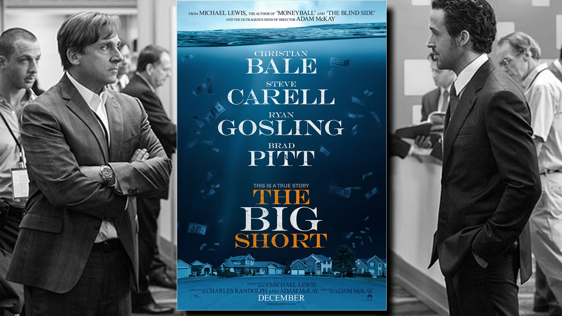 The Big Easy Movie Wallpapers  WallpapersInk The Big Short Trailer   Fandango MOVIECLIPS 1920x1080