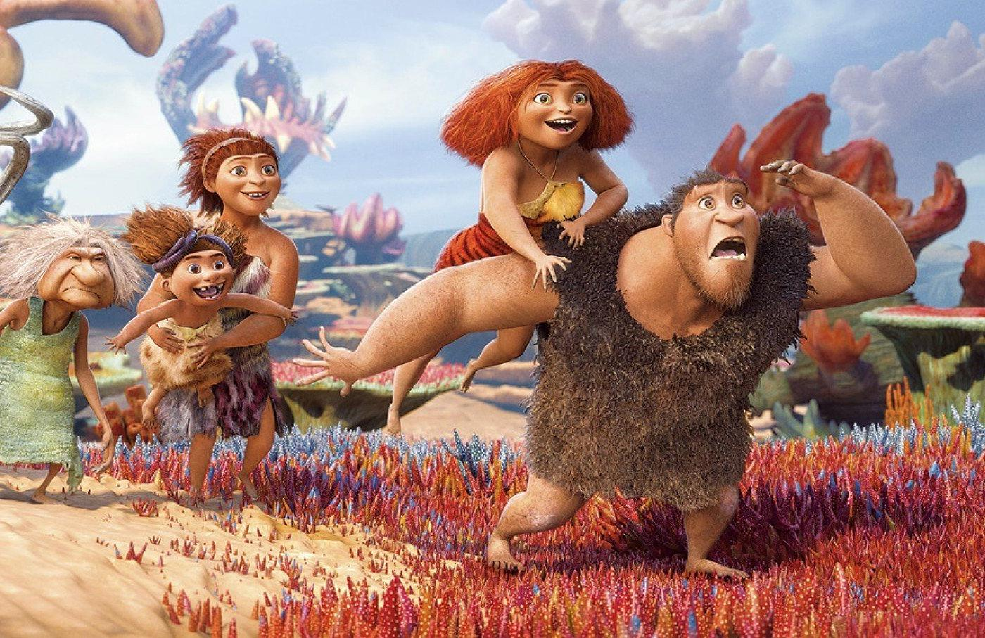 The croods Wallpaper Kidsoo demo tempalte for