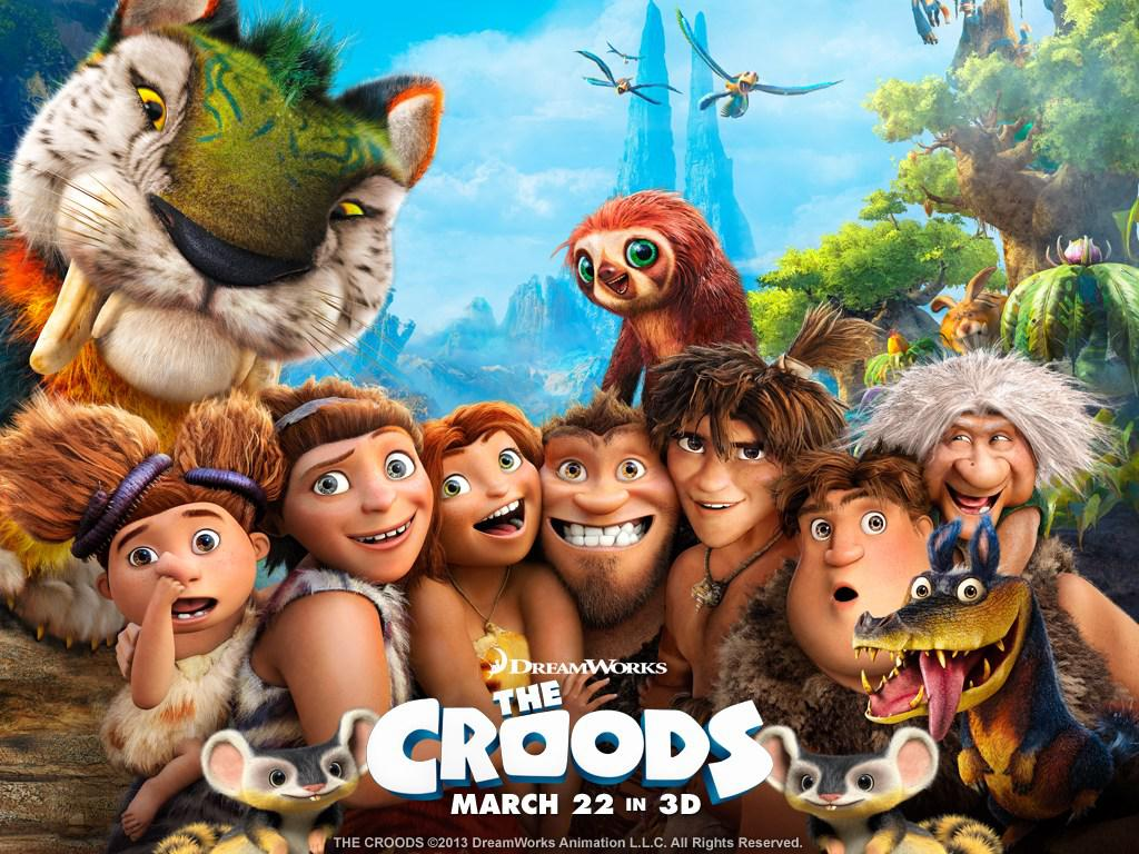 The Croods Wallpaper Download to your mobile from