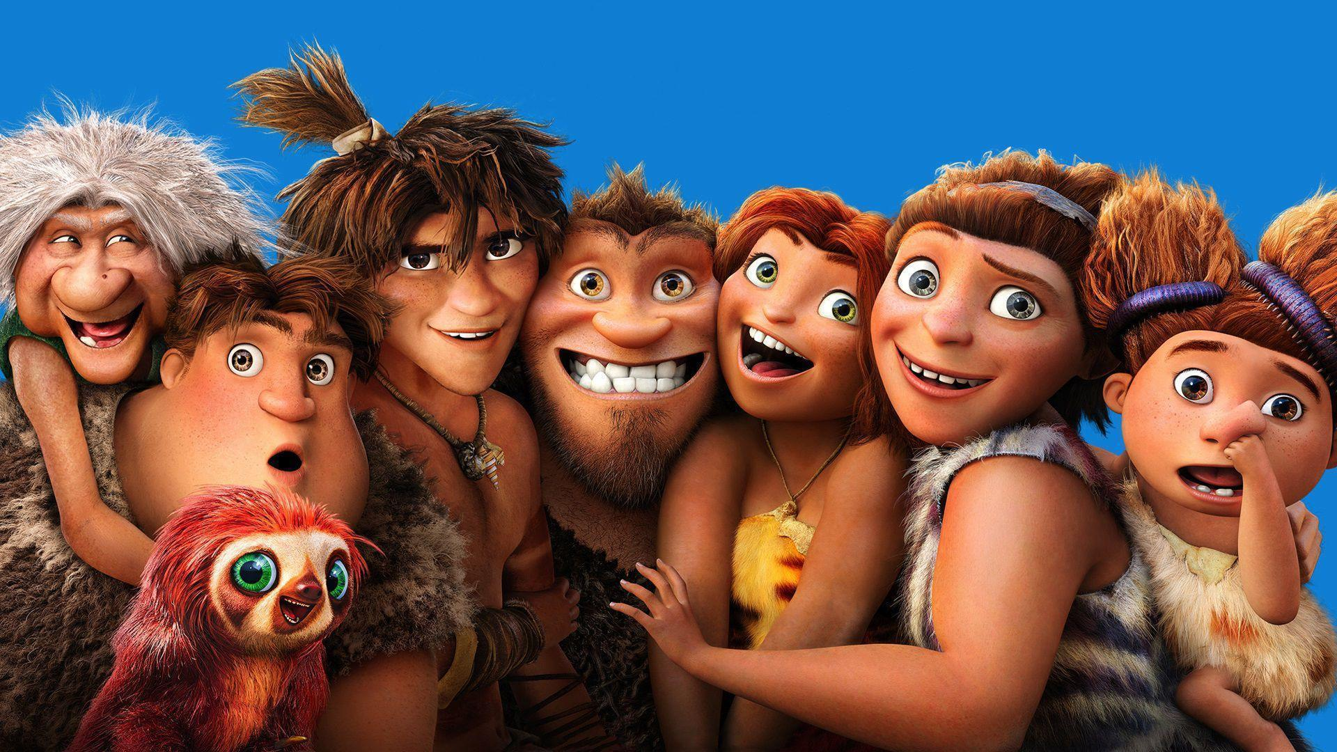 The Croods Wallpapers Wallpaper