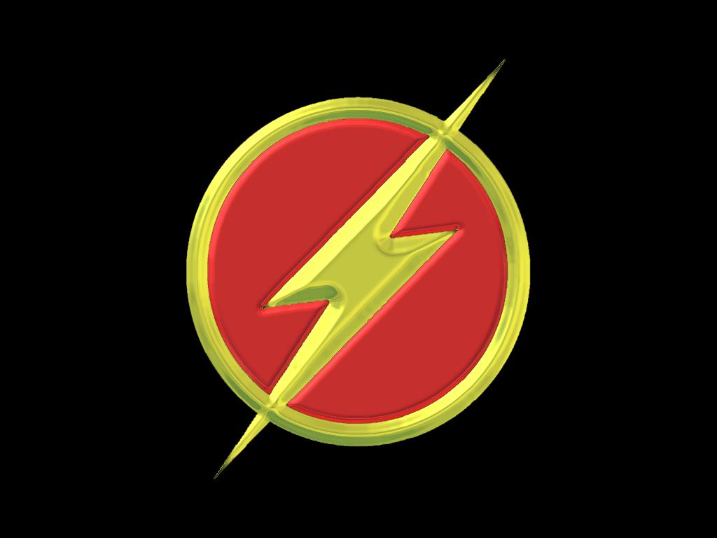 Flash Symbol Wallpaper