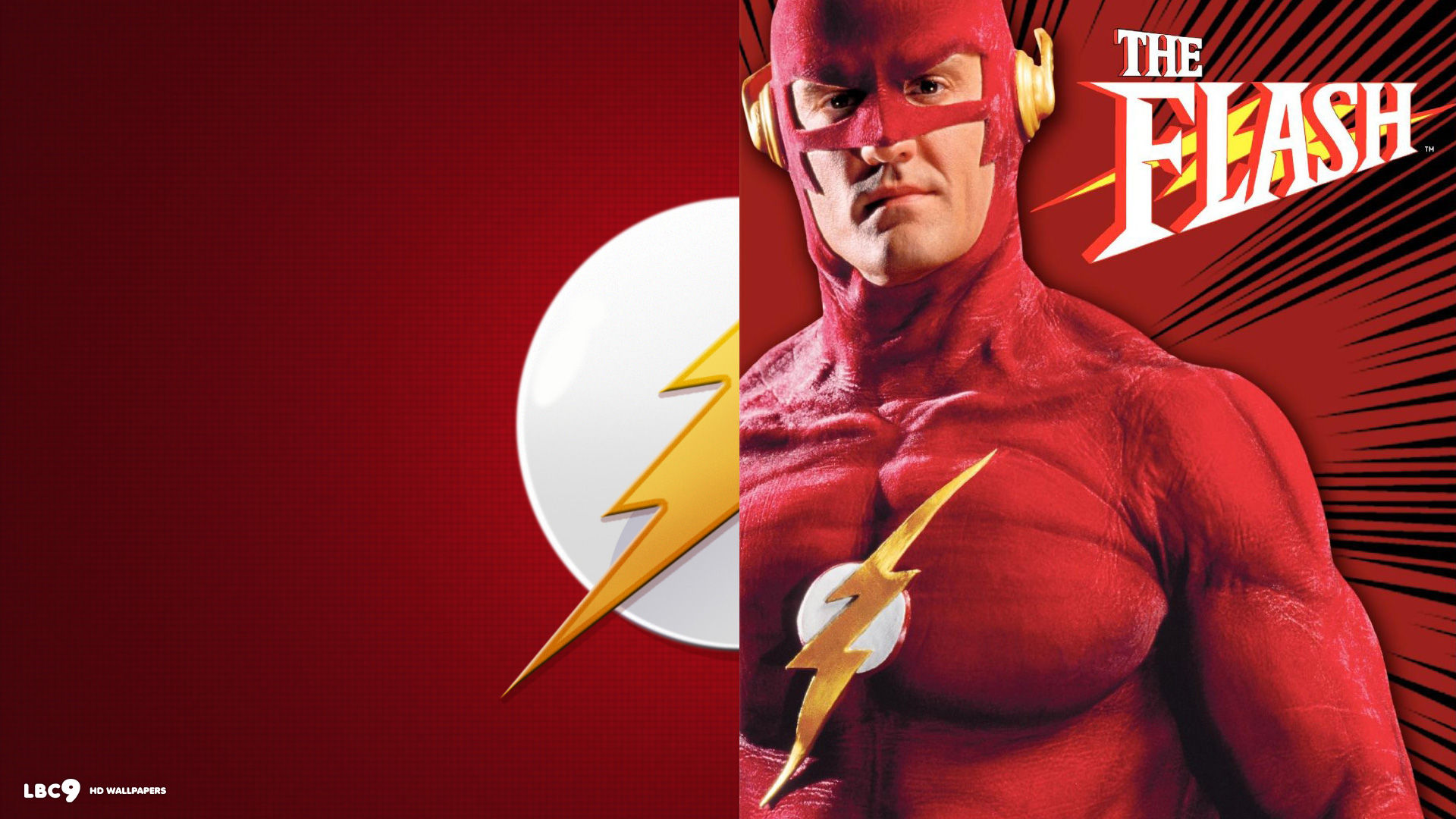The Flash Hd Desktop Wallpaper High Definition 1920x1080