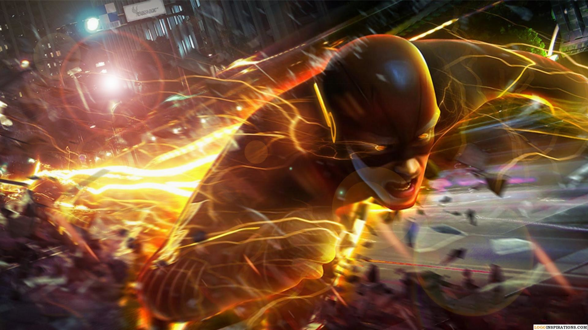 Photo Fantasy The Flash Tv Series The Flash Hero X Rh Zoom Me