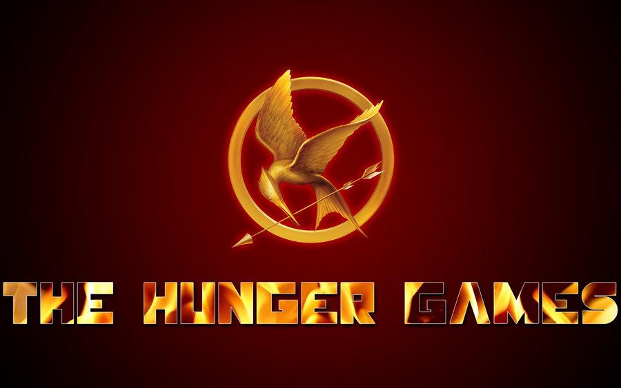 Надпись голодные игры картинка