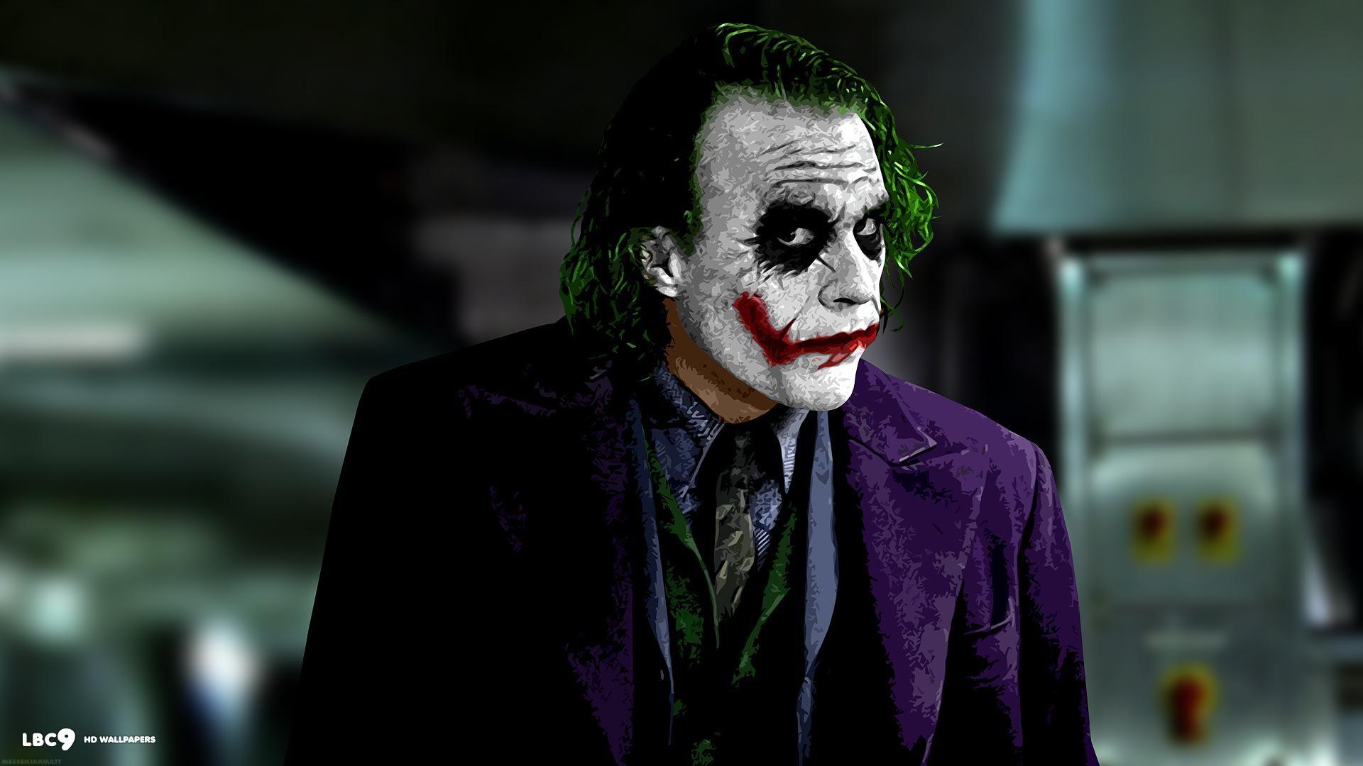 The Joker The Dark Knight Wallpaper HD Wallpapers Desktop