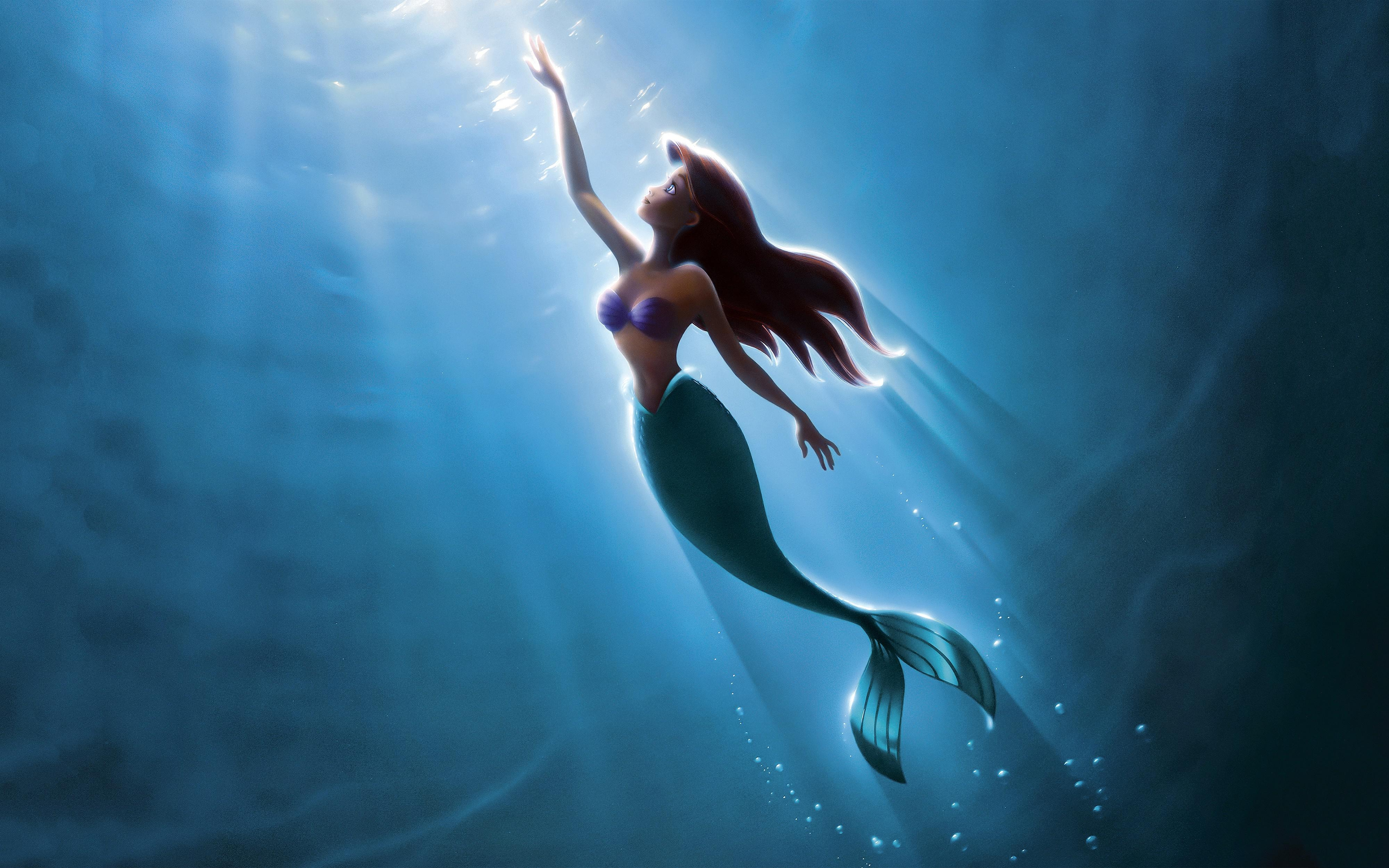 The Little Mermaid HD Wallpapers Background Images