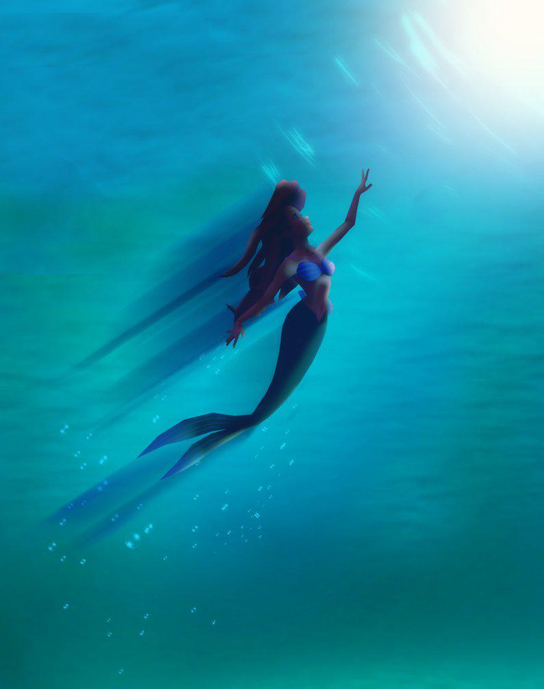 High Little Mermaid Wallpapers Pictures download free now