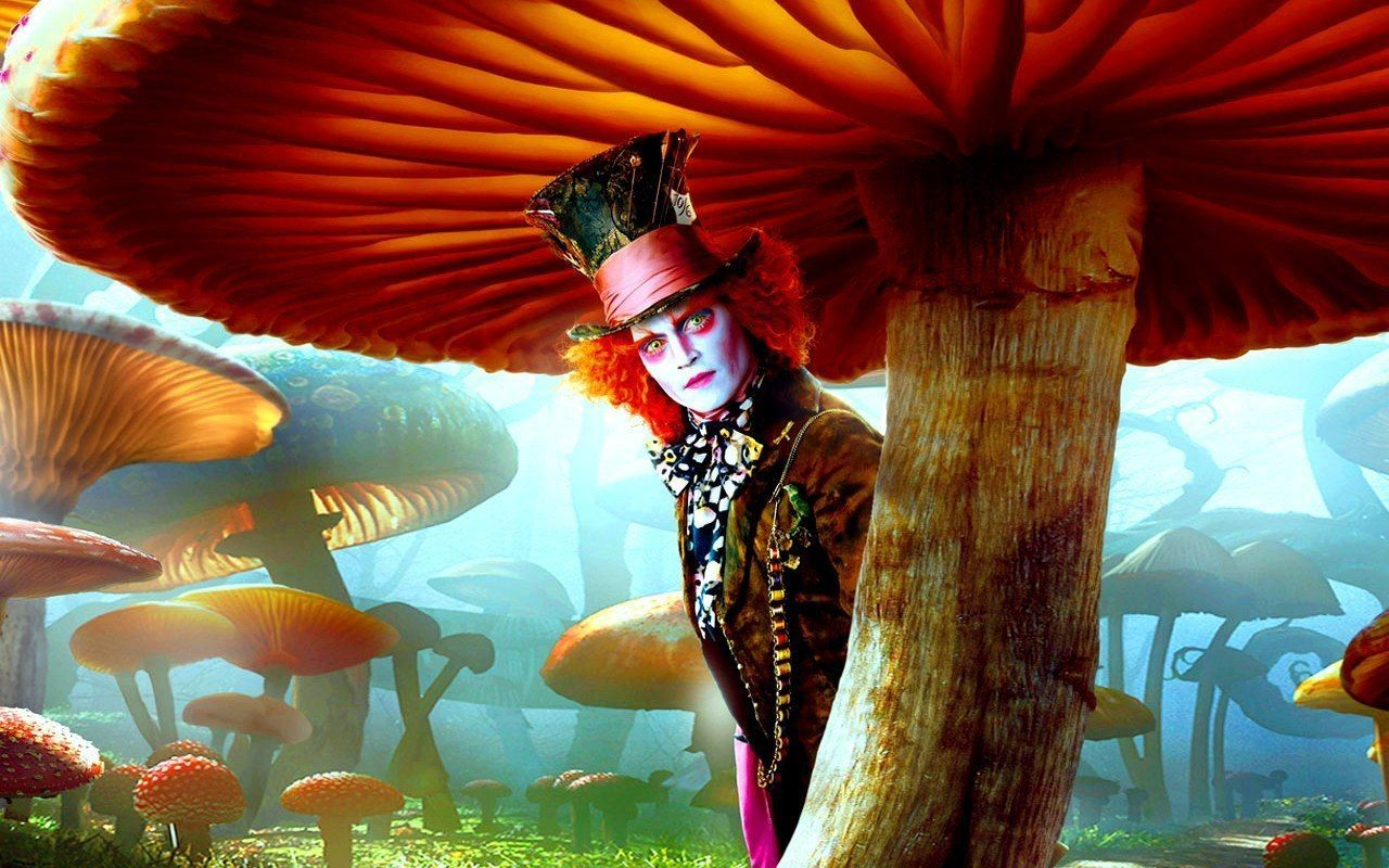 Download Free Apple Iphone Mad Hatter Wallpapers Newest Zedge 1280x800
