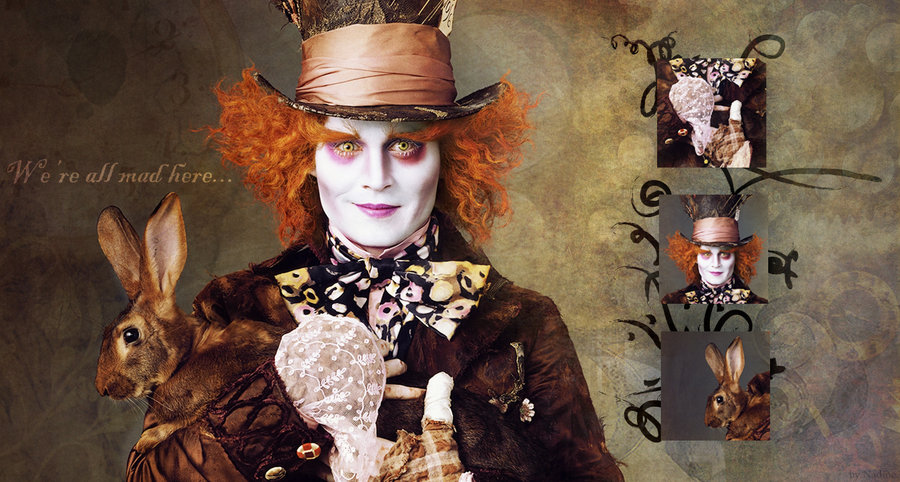 The Mad Hatter Wallpapers (30 Wallpapers) – Adorable ...