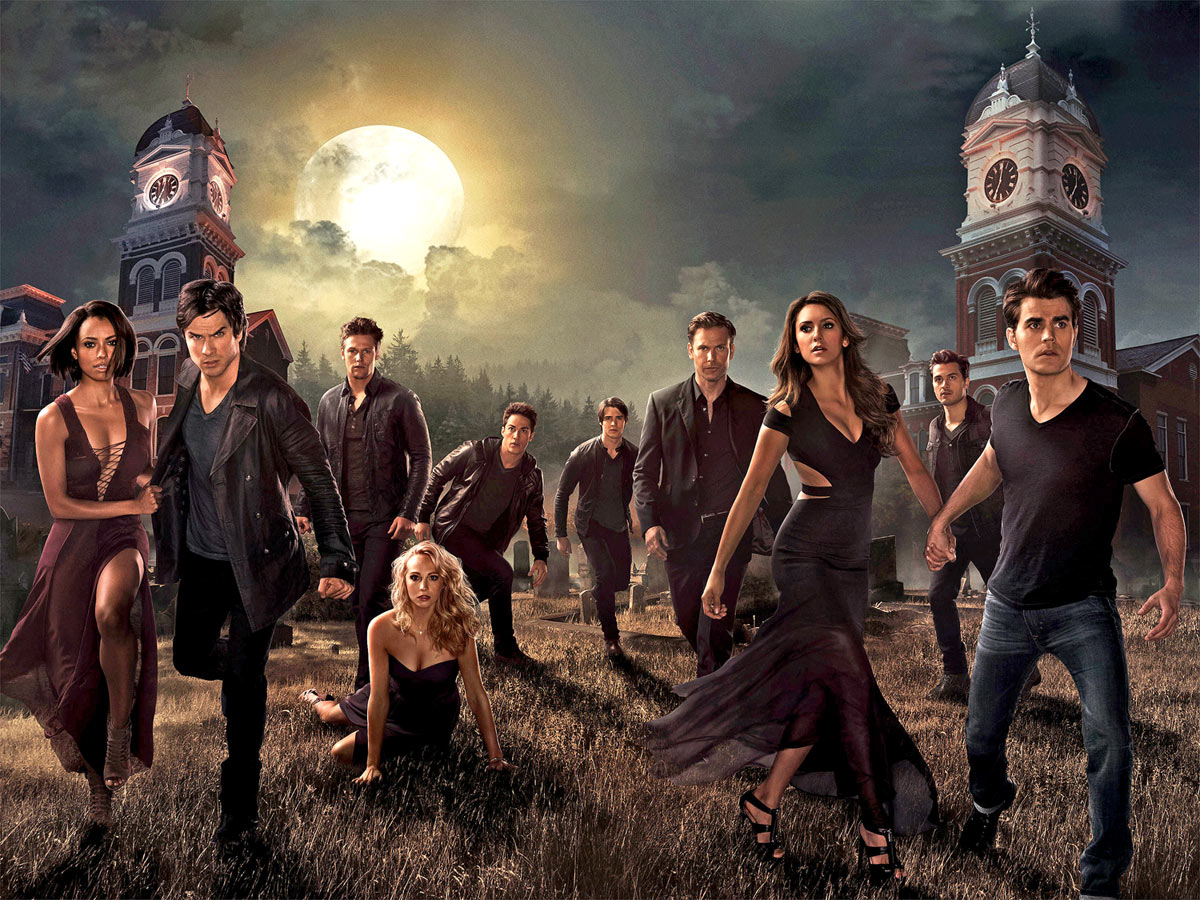 Wallpaper S6 Edge Hd Group Pictures 62: The Vampire Diaries Wallpapers (52 Wallpapers)