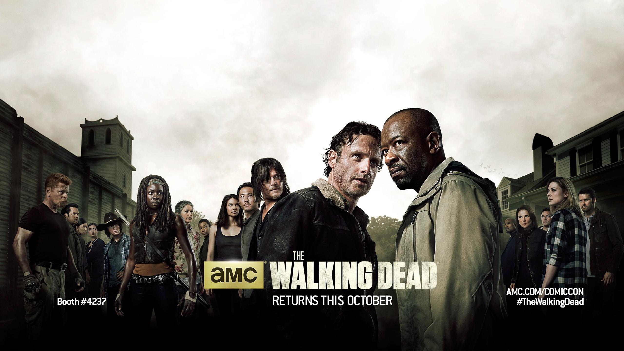 The Walking Dead Hd Desktop Wallpaper High Definition Mobile