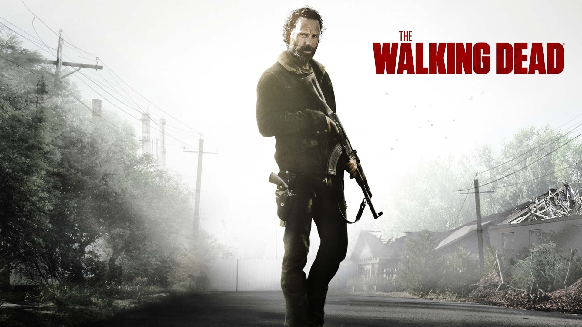 Full Hd P The Walking Dead Wallpapers Hd Desktop Backgrounds