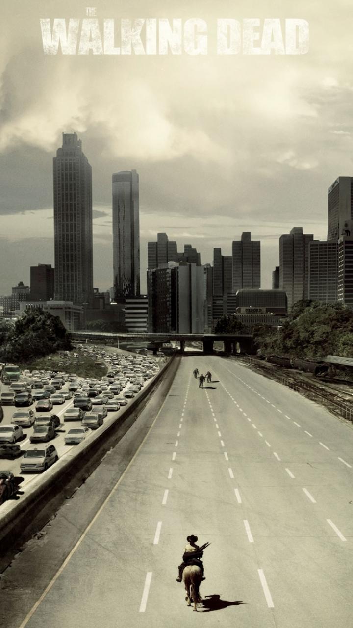 The Walking Dead Normanreedus Iphone Wallpaper 720x1280