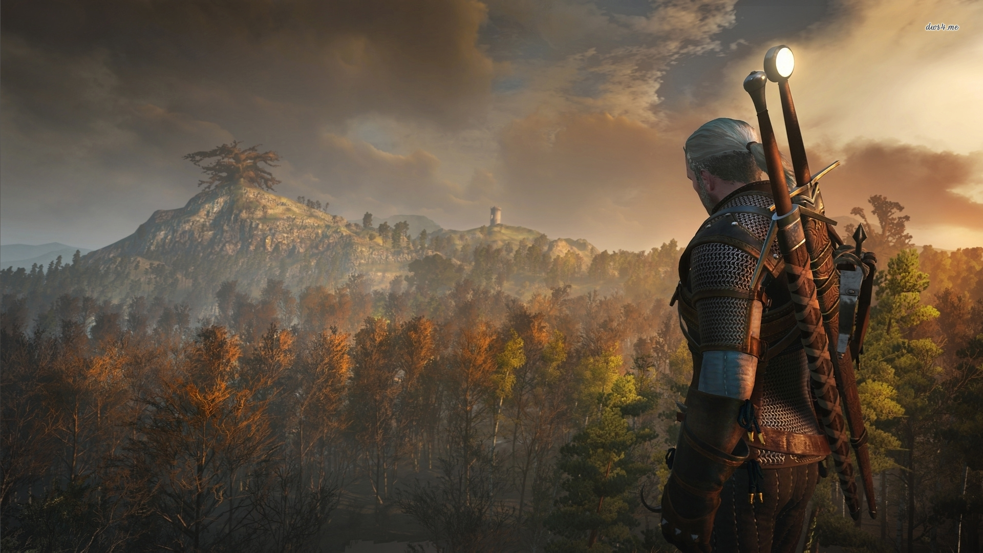 The witcher 3 wallpaper 1920x1080