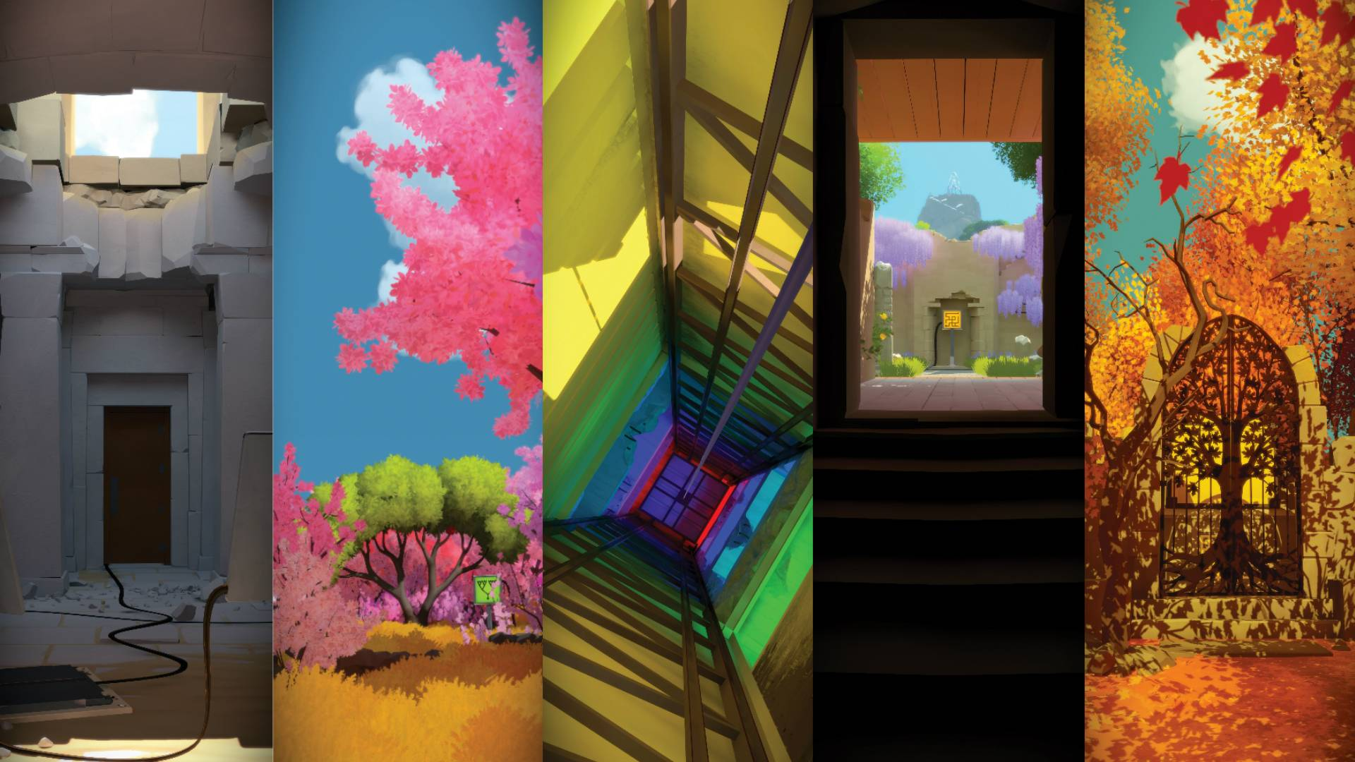 the witness wallpapers 30 wallpapers