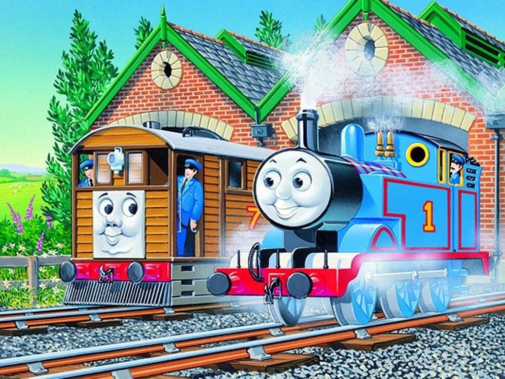 xpx Thomas The Tank Engine Wallpapers