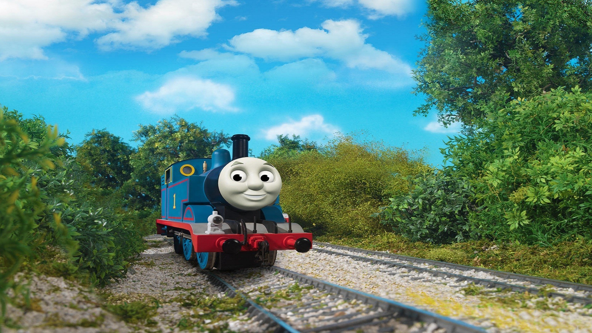 Thomas The Tank Engine Wallpapers Group 1920x1080