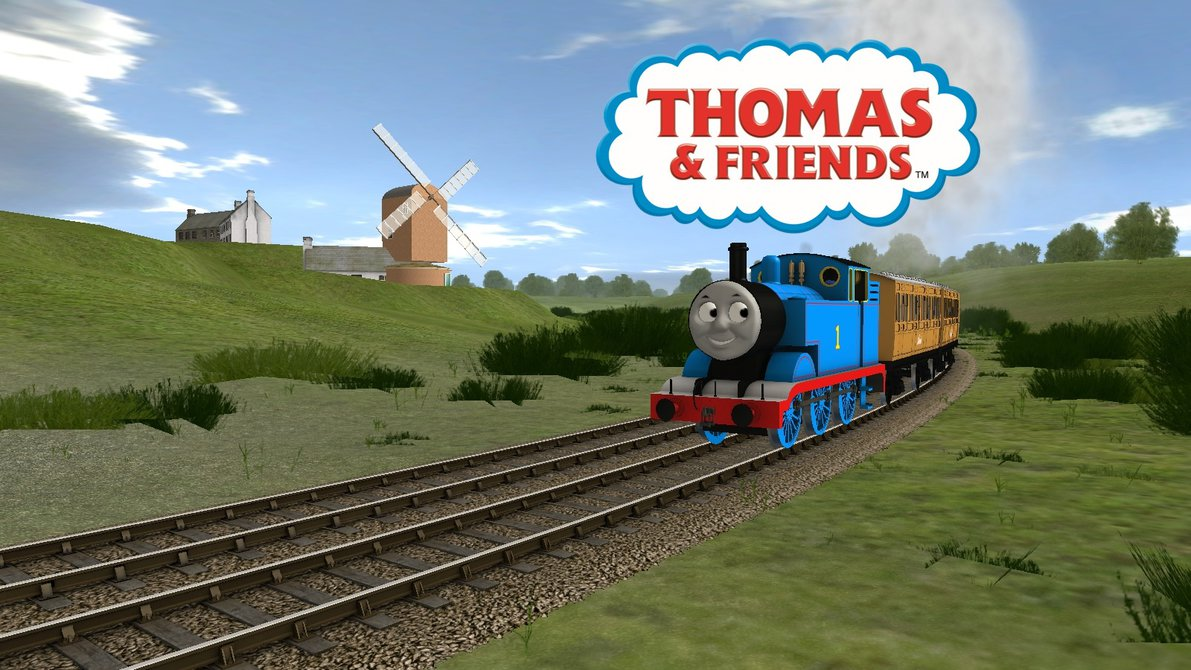 Thomas and friends wallpapers 31 wallpapers adorable - Background thomas and friends ...
