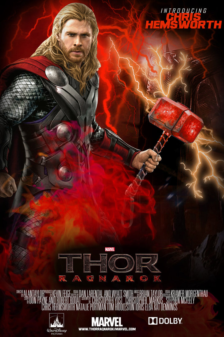 Thor  Ragnarok HD Wallpapers  Movie Set Photos  HD Images p 730x1095