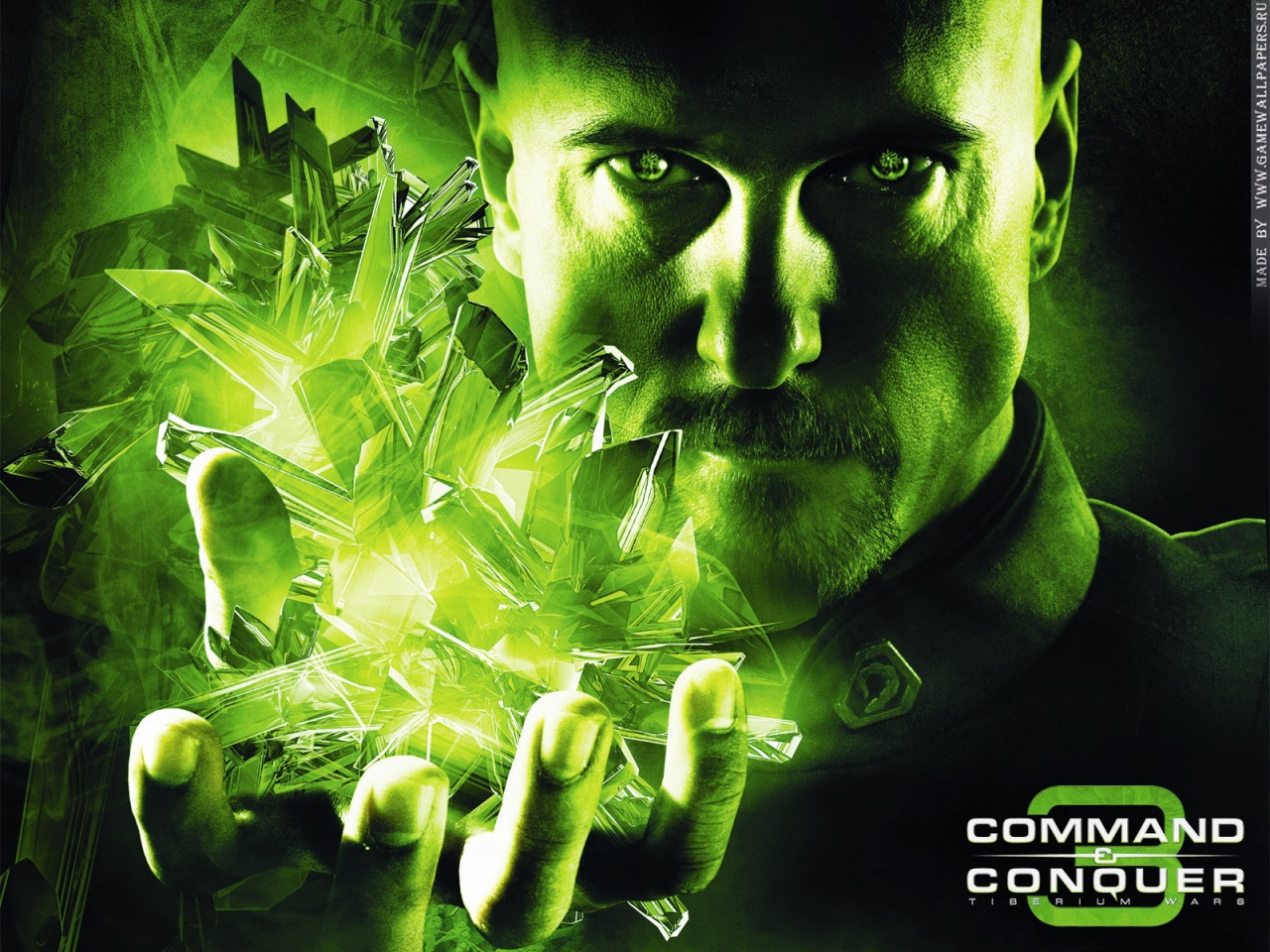 Command and Conquer  Tiberium Wars 1280x960