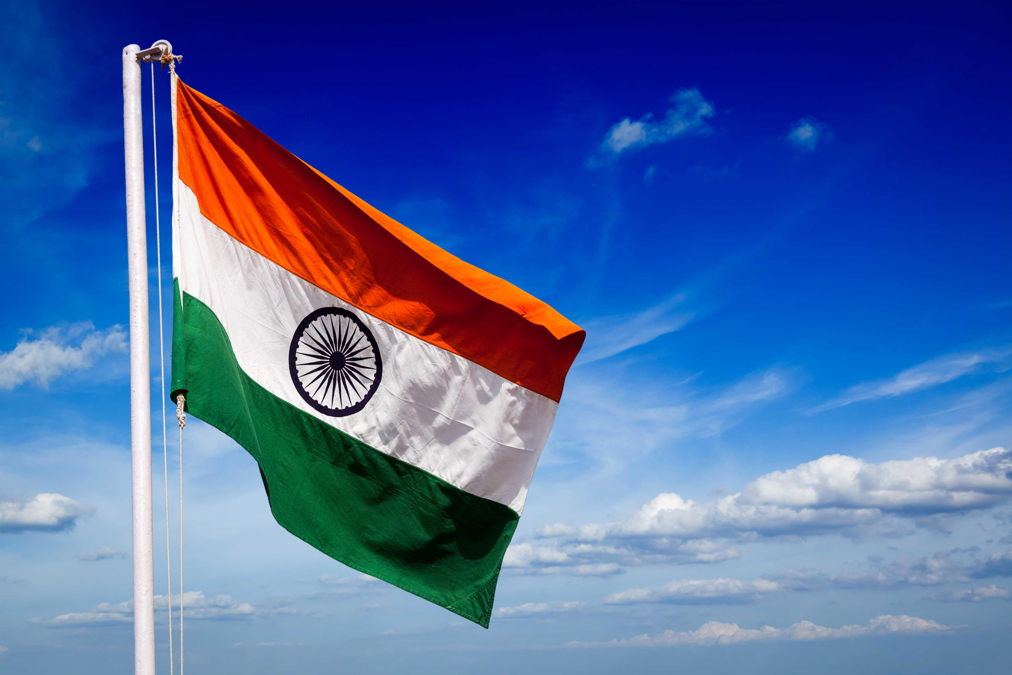 Tiranga HD Wallpaper for Desktop Free Download