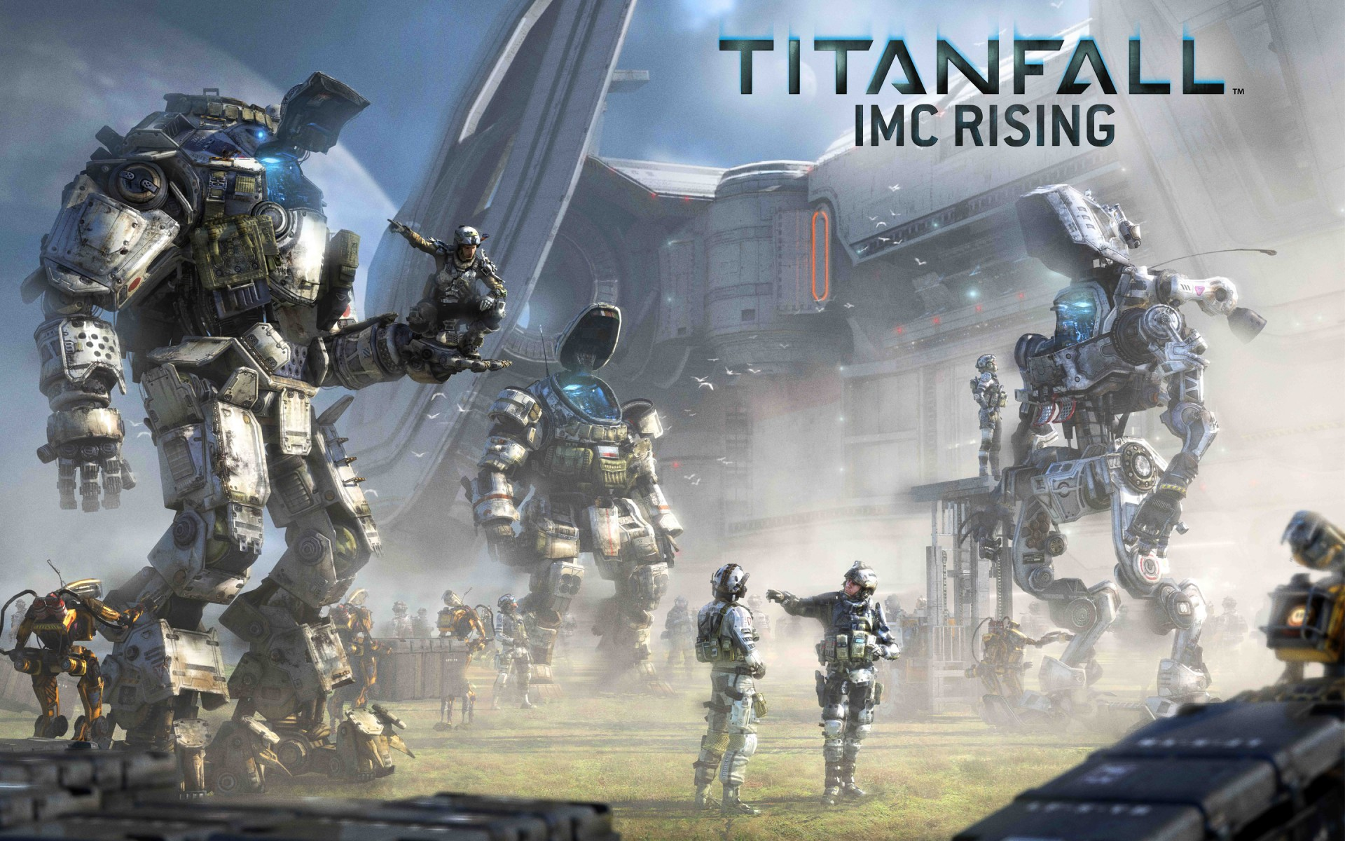 Titanfall  HD Wallpapers  Backgrounds  Wallpaper  1920x1200