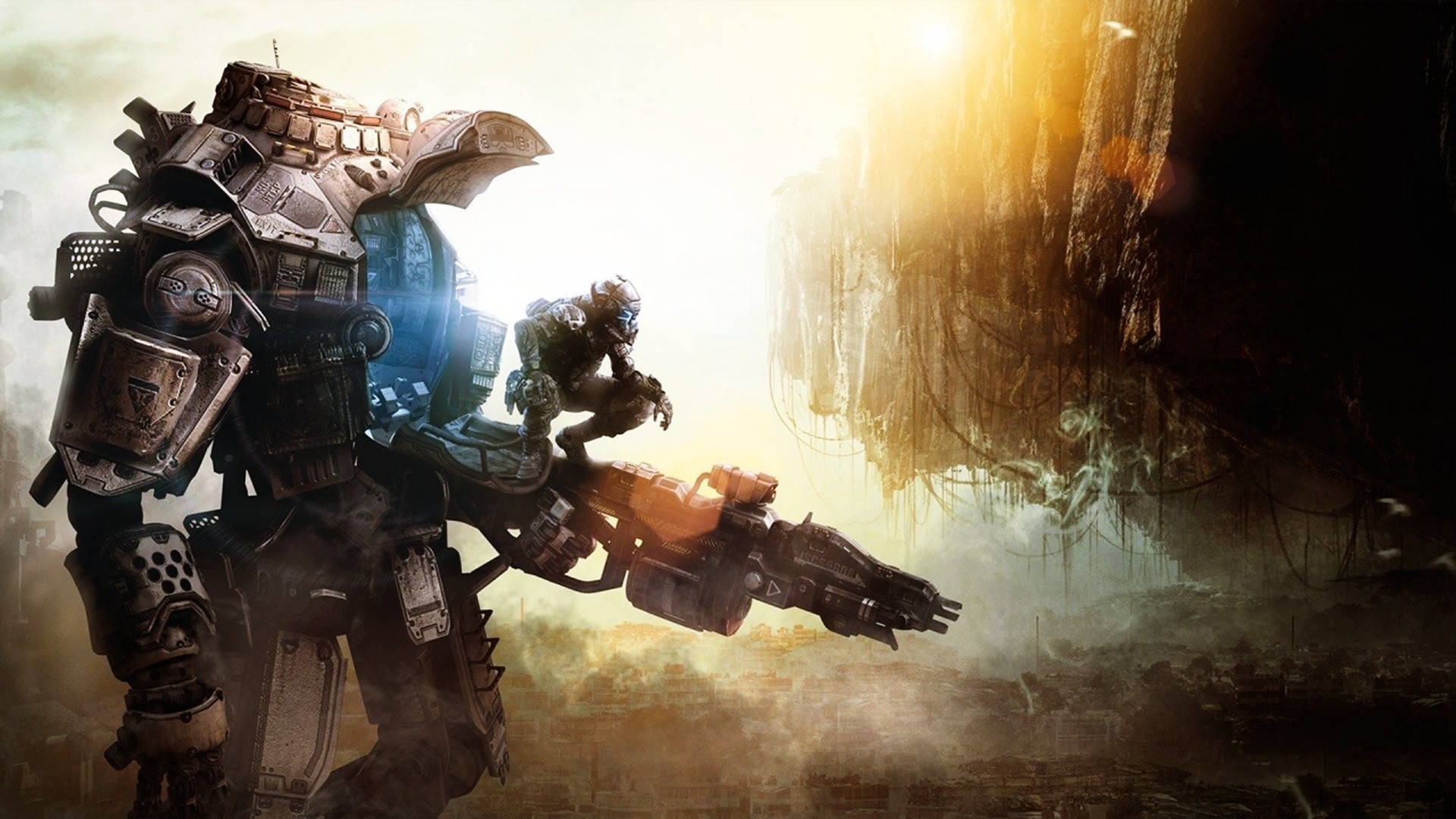 Titanfall  Artwork Wallpaper  Games HD Wallpapers 1920x1080