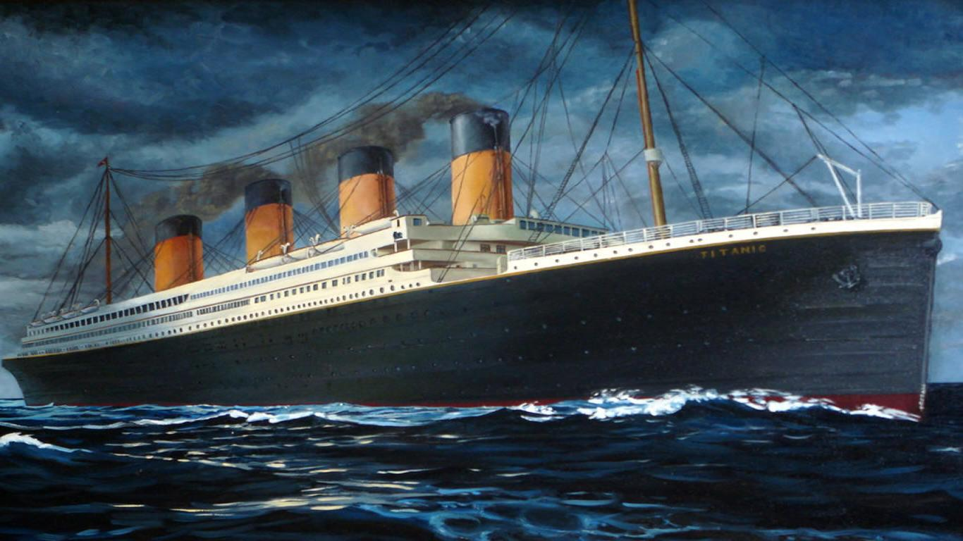 Titanic Ship Images Wallpapers 33 Wallpapers Adorable