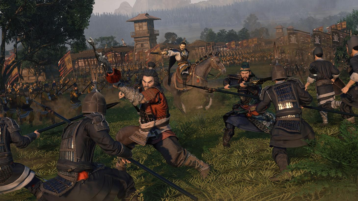 Total War Three Kingdoms preview A complete overhaul of Creative