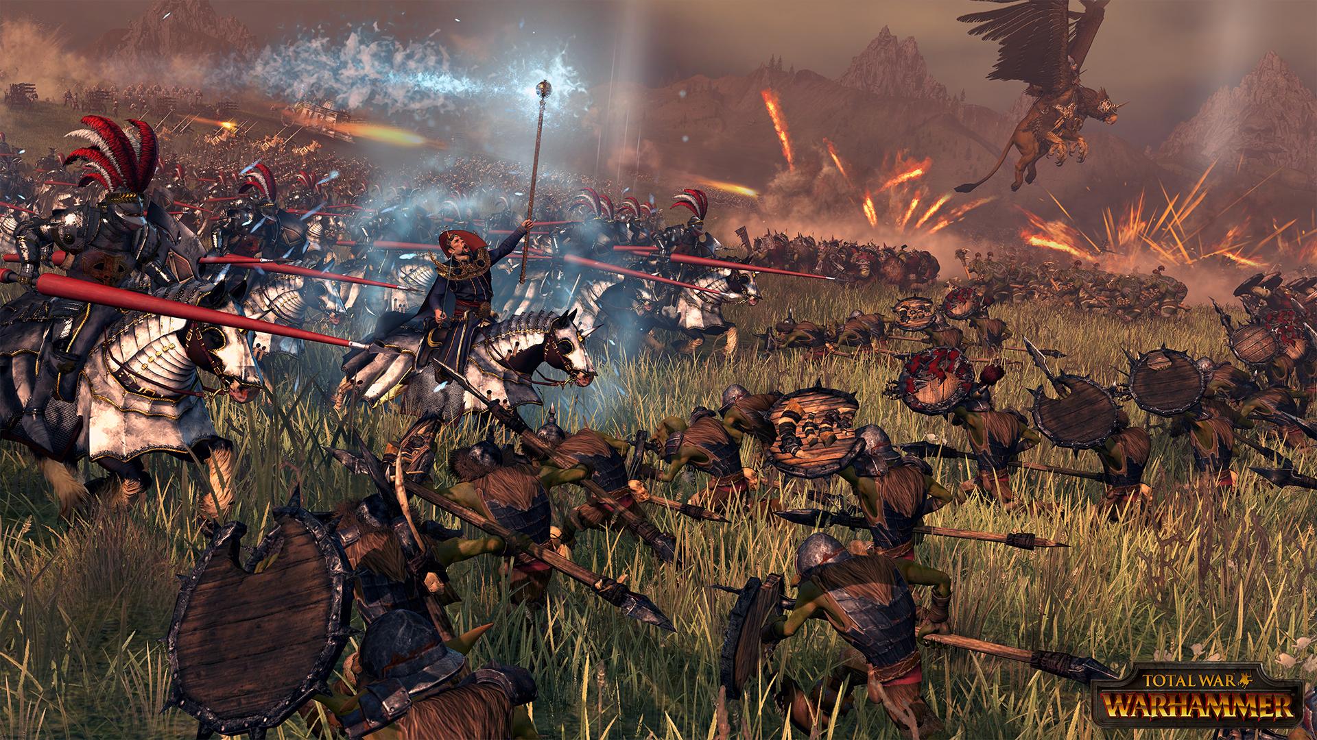 Free Total War Warhammer Wallpapers 1920x1080