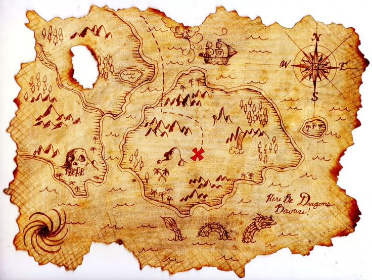 Treasure Map Wallpapers (40 Wallpapers) – Adorable Wallpapers