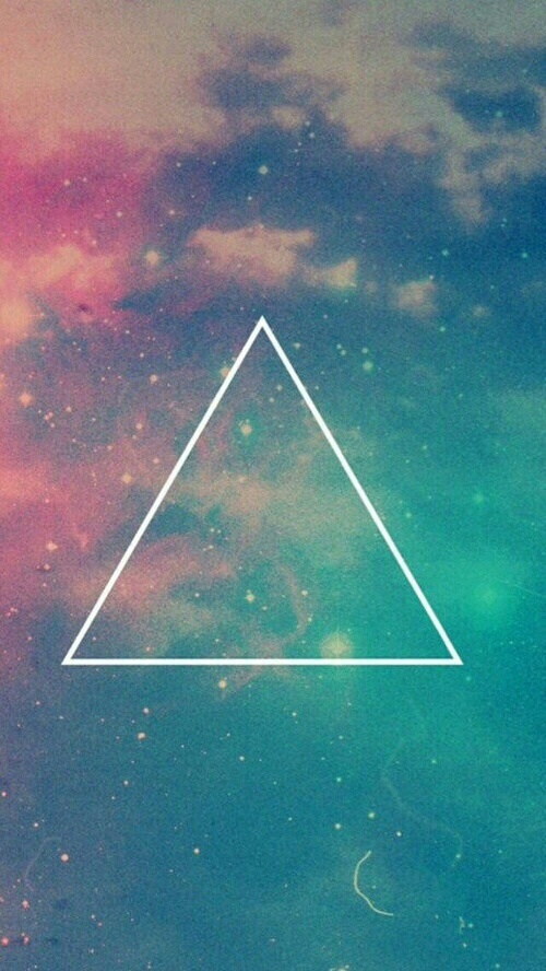 Triangle galaxy wallpaper (29 Wallpapers) – Adorable ...