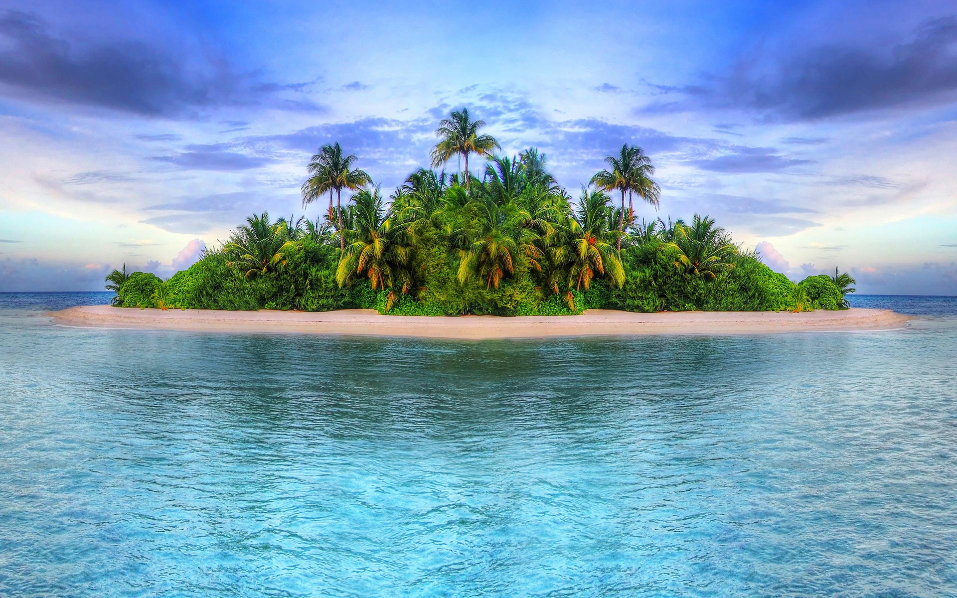 Tropical beach paradise hd Wallpapers  Pictures 1920x1200