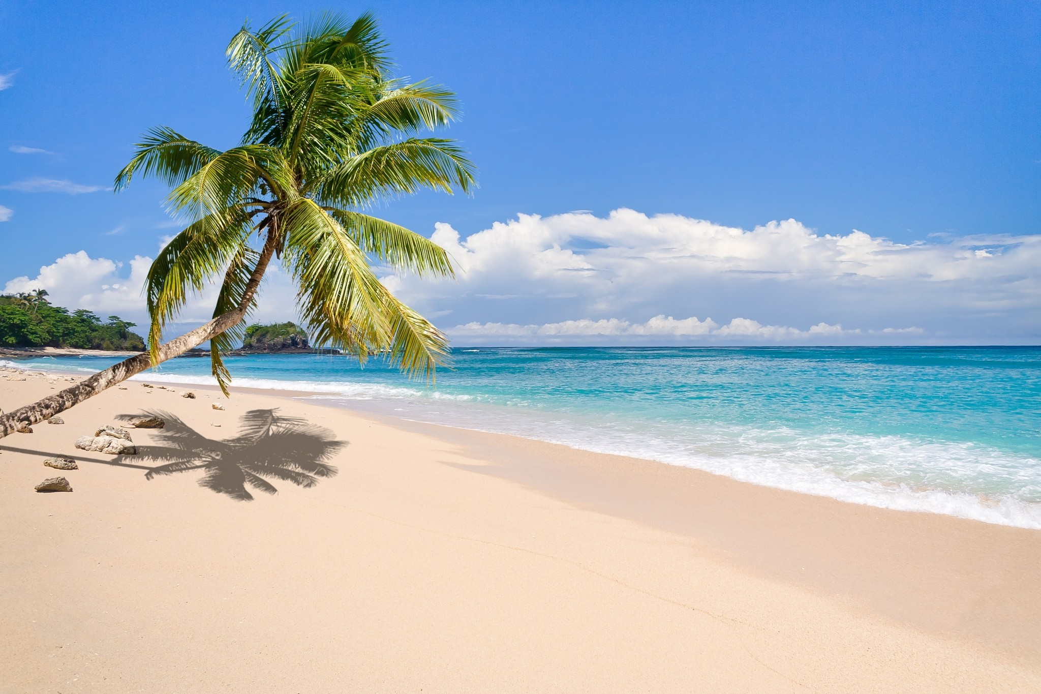 tropical island backgrounds - photo #33