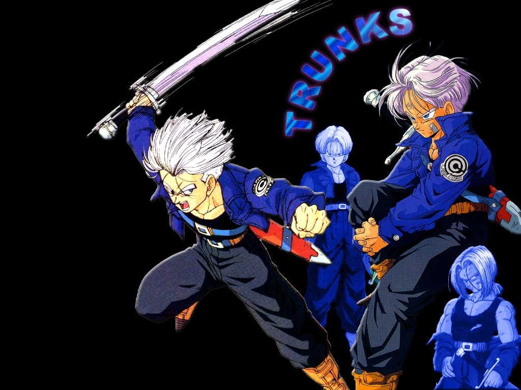 trunks dragon ball z wallpapers (29 wallpapers) – adorable wallpapers