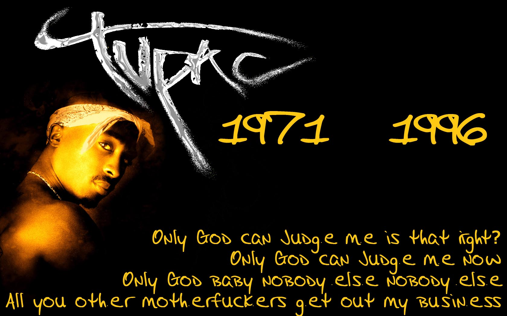 Quotes 2Pac Tupac Shakur Quotes Hd Wallpaper Photo Background Wallpapers