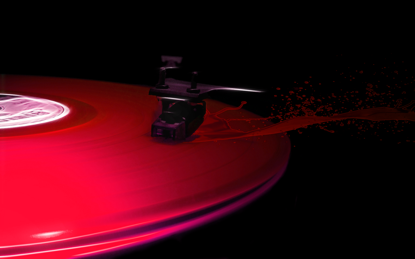 turntable wallpaper HD 1680x1050