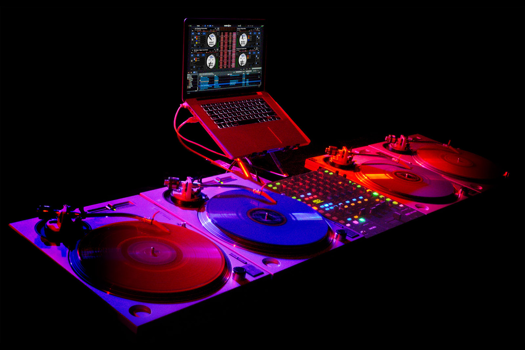 Dj Turntable Wallpaper High Quality Resolution : Music Wallpaper 1800x1200