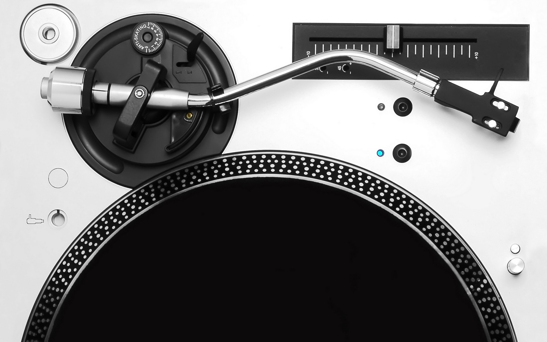 Turntable and Needle widescreen wallpaper  WideWallpapers  : Cool Turntable Wallpapers 1920x1200