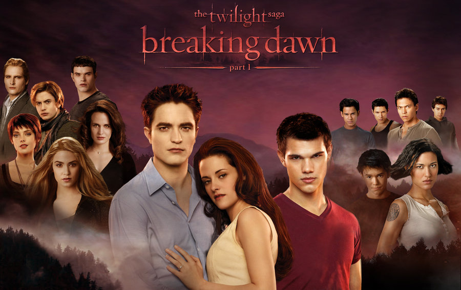 Twilight Breaking Dawn Part Movie HD Wallpaper IHD Wallpapers 900x566