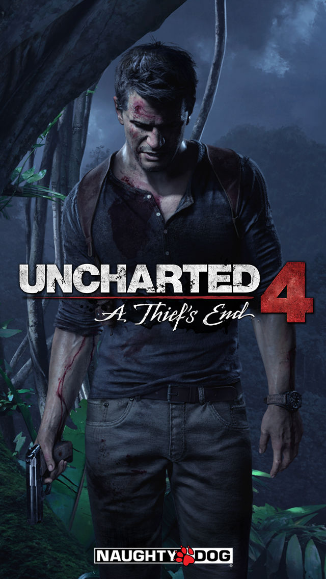 Uncharted : A Thiefs End HD Wallpapers  Backgrounds 640x1136